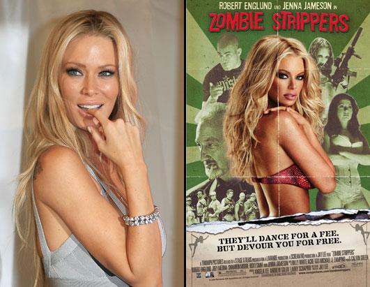 """Bir zamanların porno yıldızları, şimdilerde adlarını """"Hollywood"""" yapımları, yazdıkları kitaplar ve ödüllü Avrupa filmlerinde duyuruyorlar... Jenna Jameson bu isimlere bir örnek..."""
