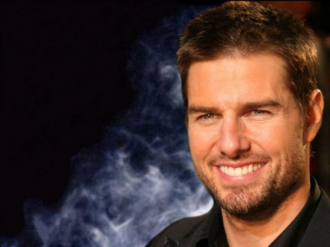 """Tom Cruise """"Görevimiz Tehlike""""nin ünlü aktörünün hayattaki en büyük korkusu kel kalmak."""