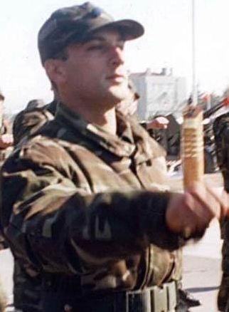 Tarkan askerliğini Malatya'da yaptı.