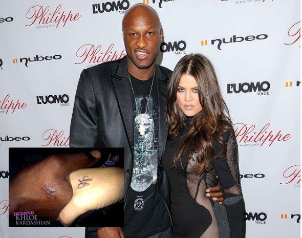 Khloe Kardashian ve Lamar Odom