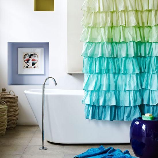 Banyolarınız için yaratıcı fikirler - 12