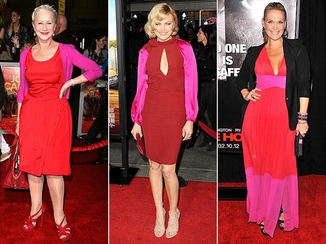Kırmızıyla pembe birbirine pek yakışmaz mı diyorsunuz? Bir daha düşünün...  Yaz modasının en trendy ürünleri burada!