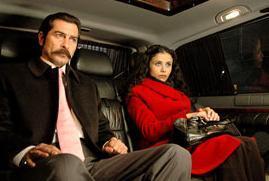 Çift, İki Film Birden adlı sinema filminde ve Kanıt adlı bir TV filminde birlikte rol aldı. Ancak sonra yolları ayrıldı.