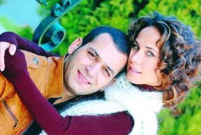 Murat Yıldırım ile Burçin Terzioğlu'nun aşkı Fırtına dizisinde başladı
