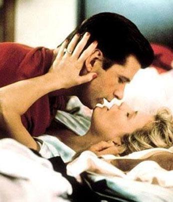 ONLAR DA HOLLYWOOD'UN ÜNLÜ SET AŞIKLARI The Marrying Man filminin çekimleri sırasında ilişki yaşamaya başladılar. Evlendiler, ama boşanmaları olaylı ve gürültülü oldu.