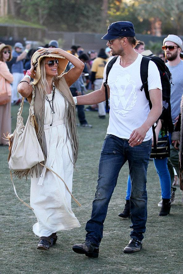 Fergie ve Josh Duhamel