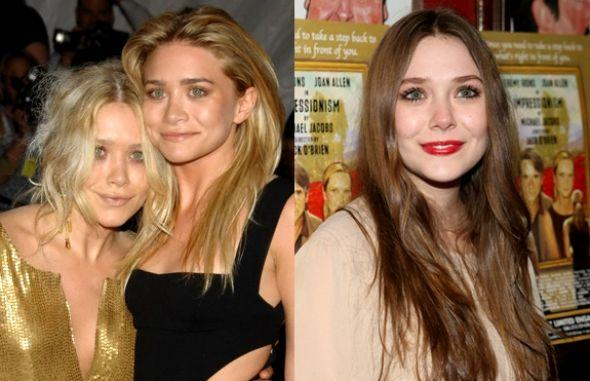 Mary, Kate and Ashley Olsen