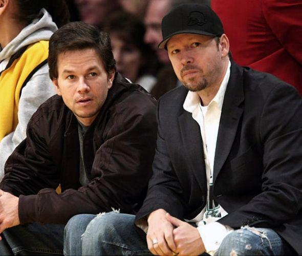 Mark Wahlberg and Donnie