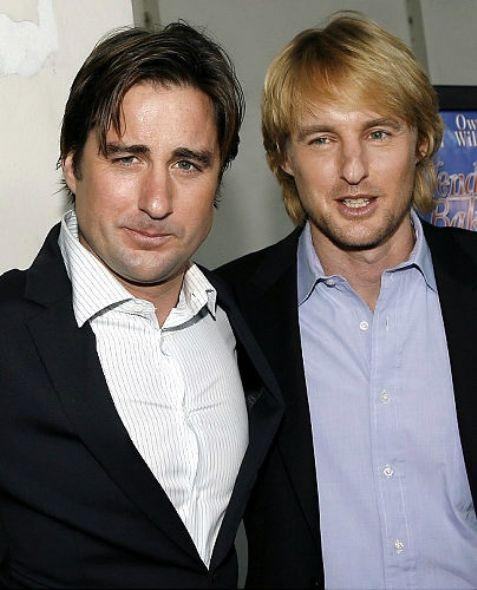 Luke and Owen Wilson