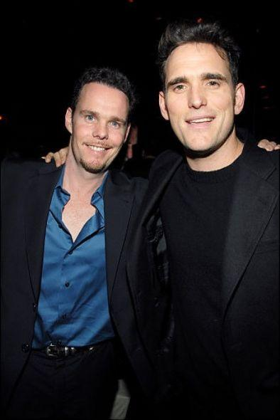 Kevin and Matt Dillon