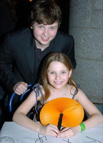 Abigail Breslin and Spencer