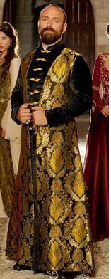 Halit Ergenç  Kanuni Sultan Süleyman rolü ile dikkatleri üzerine çeken Halit Ergenç'in adını taşıyan sayfanın üye sayısı 7 bin 438.