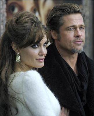 Brad Pitt eşi Angelina Jolie'den Angie diye söz ediyor ve onu bu isimle çağırıyor. Çiftin magazin basınındaki adı ise Brangelina.