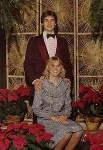 Westphalen, 1980'lerin başında Brad Pitt'in sevgilisiydi.