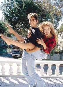 Karizmatik aktör George Clooney, 1987 yılında Kelly Preston ile büyük bir aşk yaşadı.