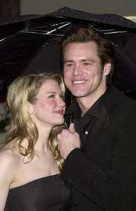 Renee Zellweger, 'Ben, Kendim ve Irene' isimli filmde başrolleri Jim Carrey ile paylaşırken, aralarında bir aşk kıvılcımlanmaya başlamıştı. Ancak filmin çekimleri sona erince, aşk ateşi de söndü.