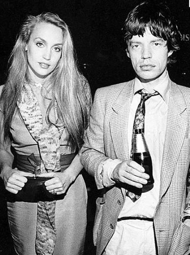 Jagger, Mick Jagger ile Jerry Hall'un dört çocuğundan biri.