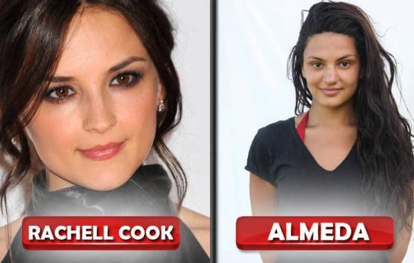 Acun Ilıcalı'nın yapımclığını üstlendiği Survivor Ünlüler Gönüllüler yarışmasının yarışmacıları bakın hangi ünlülere benziyor?
