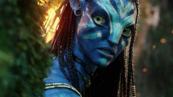 Zoe Saldana - Neytiri / Avatar