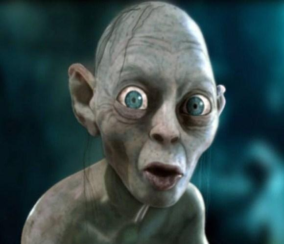 Andy Serkis - The Lord of the Rings / Gollum