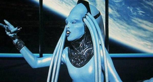Mawenn Le Besco - The Fifth Element / Plavalaguna