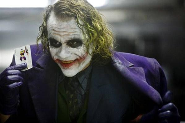 Heath Ledger - The Dark Knight / The Joker
