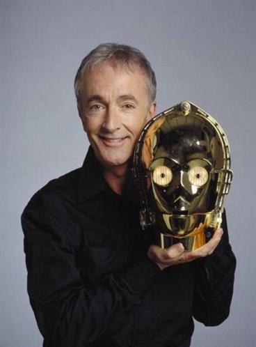 Anthony Daniels - C-3PO / Star Wars