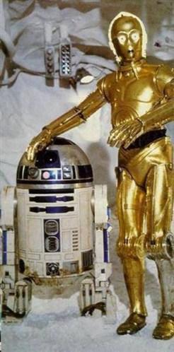 Anthony Daniels - C-3PO / Star Wars