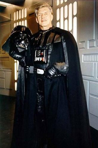 David Prowse - Darth Vader / Star Wars