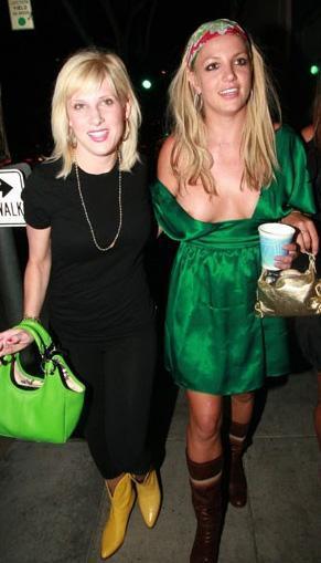 Britney Spears'ın bu falsosu tarihe geçti.