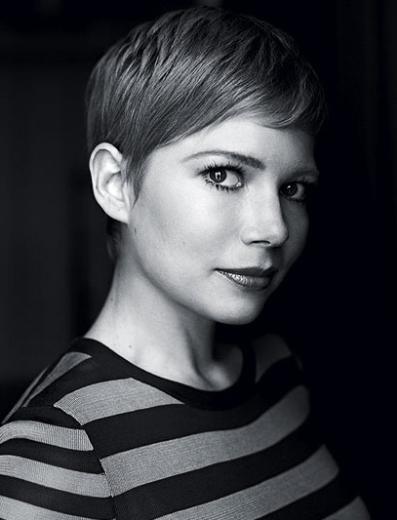 Michelle Williams, Dawson's Creek adlı gençlik dizisiyle parlamıştı.