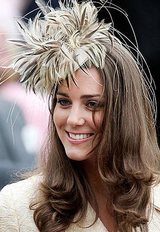 Kate Middleton geçen yıl İngiltere Veliaht Prensi Charles'ın büyük oğlu William ile evlendi.