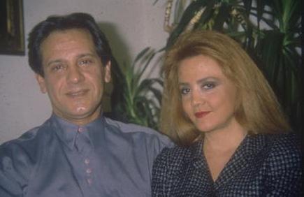 Neco ve Oya Germen, sanat dünyasının örnek evliliklerinden birinin kahramanlarıydı.