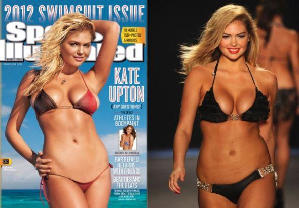 Kate Upton on SI Swimsuit Cover