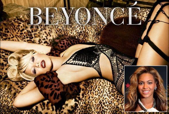 Beyonce on ´4´