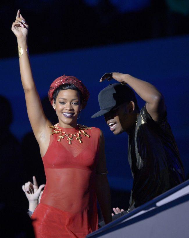 Bikinili Rihanna - 97