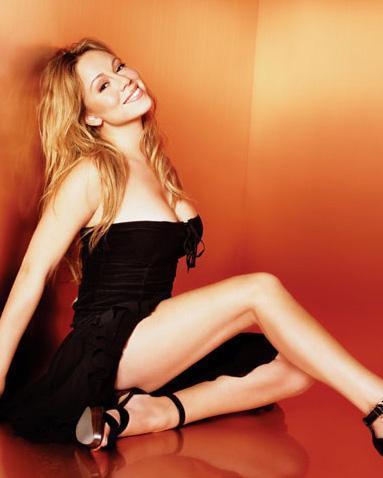 Bacak sigortalatma rekoru Mariah Carey'de..