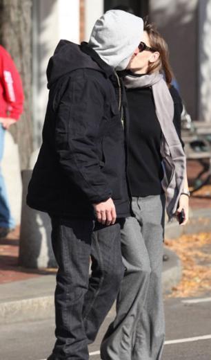 Ben Affleck ve Jennifer Garner liseli gençler gibi.