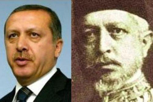 Recep Tayyip Erdoğan - Sait Halim Paşa