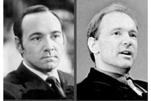Kevin Spacey - Tim Berners-Lee