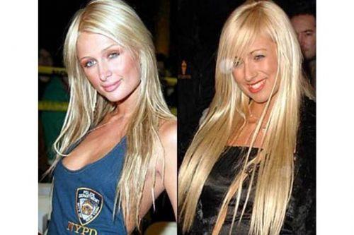 Paris Hilton - Chantelle Travelodge