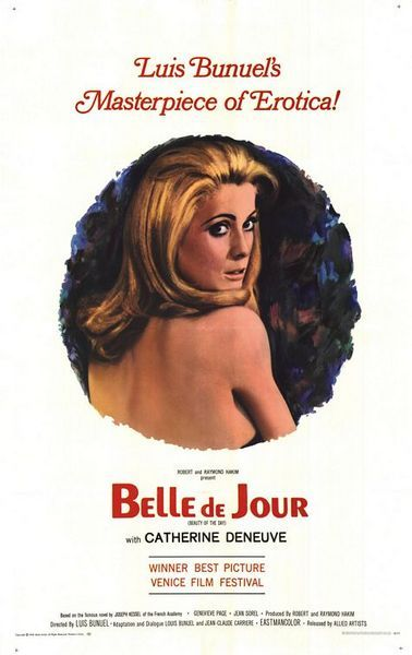2-Gündüz Güzeli (Belle de Jour) (1967)