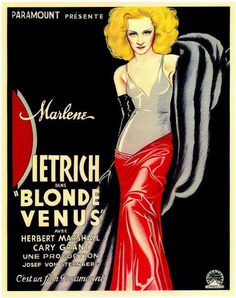 9- Blonde Venus (1932)