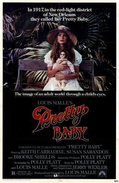 5-Güzel Bebek (Pretty Baby) (1978)