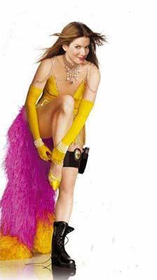 Sandra Bullock:  40 yaşın üstünde olmasına rağmen cildi hala 20'li yaşlarda görünen Sandra Bullock, bunu elmaya borçlu olduğunu söylüyor. Günde iki tane elma yiyen oyuncu, cildine de elma dilimleriyle maske yapıyor.