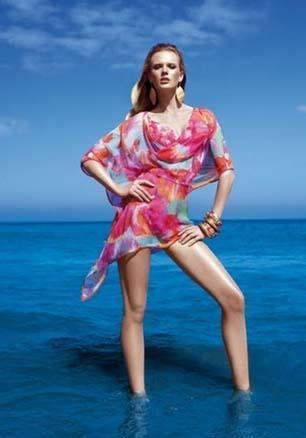Anne V. moda dünyasının en gözde mankenlerinden biri.