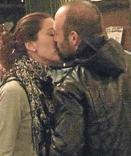 Bergüzar Korel ile Halit Ergenç her an aşk tazeliyor.