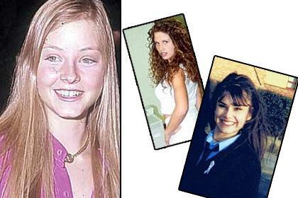 DAHA 20 YAŞINDA BİLE DEĞİLLERDİ  Gösteri dünyasının ünlülerinin henüz 20 yaşına bile gelmeden nasıl göründüklerini biliyor musunuz. İşte ünlülerin 14- 19 yaş arasındaki halleri ve bugünkü görünüşleri.