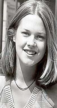 Melanie Griffith'in 16 yaşındaki hali.