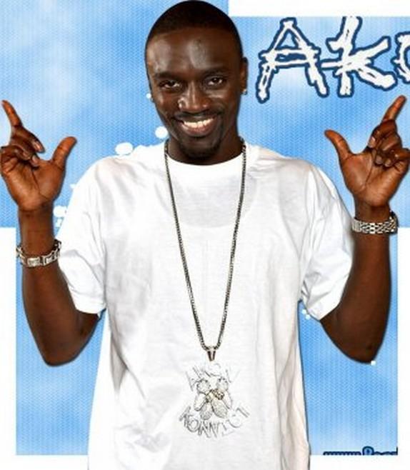9- Akon
